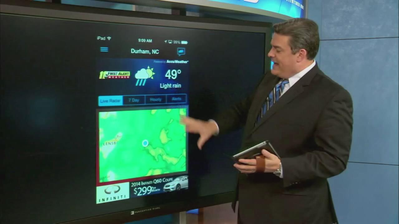 New features of First Alert Weather app explained