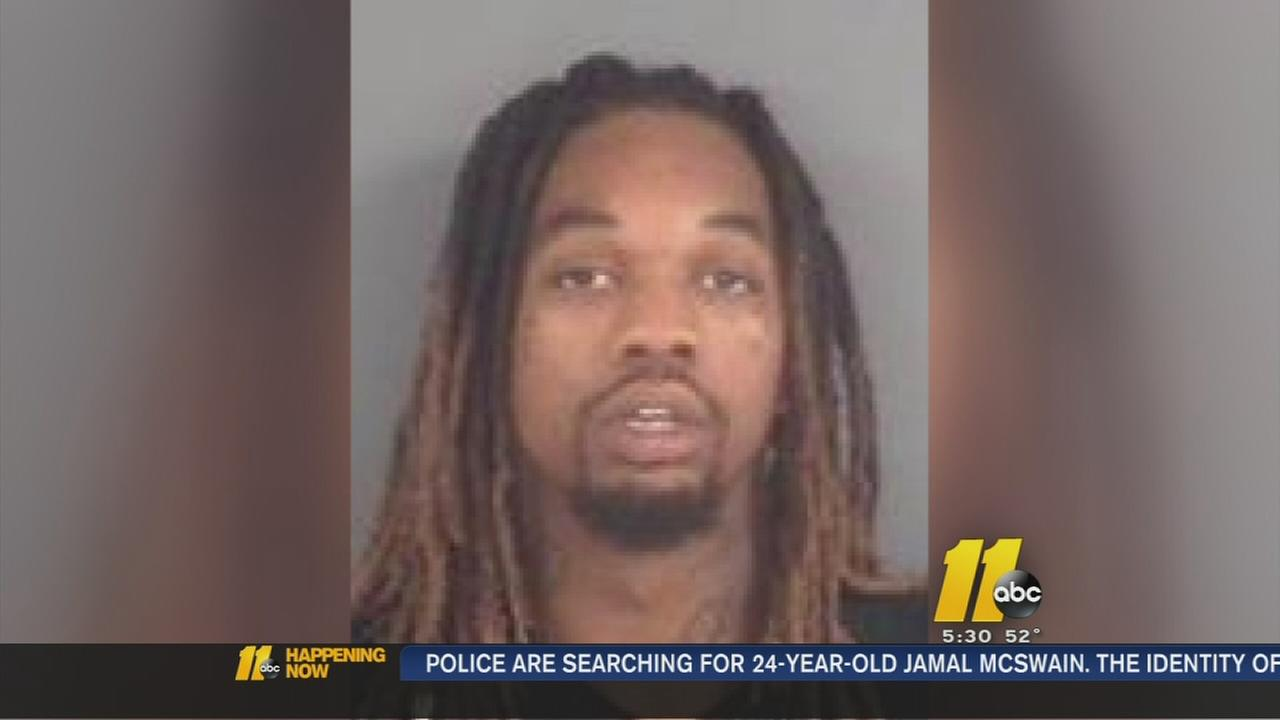 Fayetteville shooting leads to police chase and crash -- Jamal McSwain