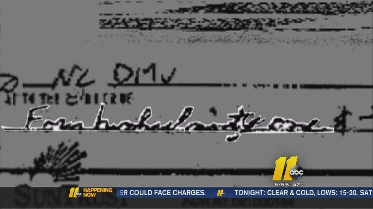 Diane Wilson helps a viewer who had trouble with the DMV