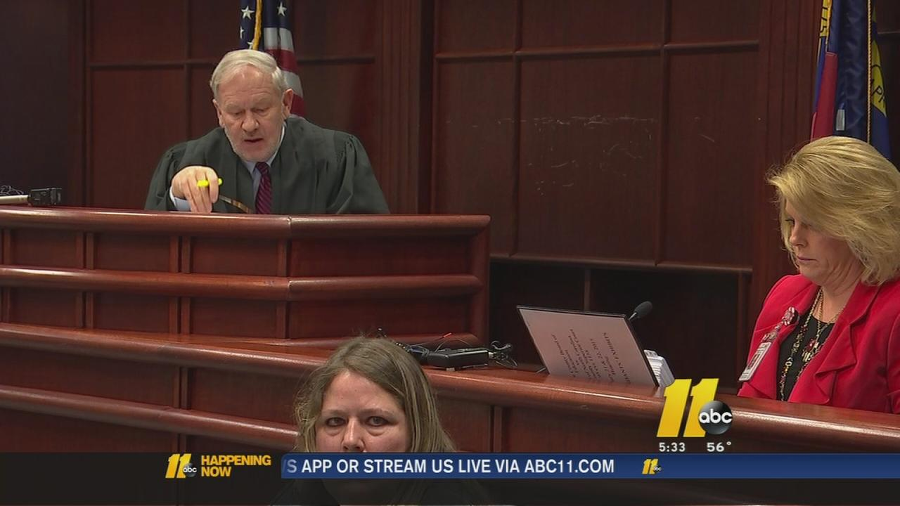 Judge holds hearing on quality of NC education