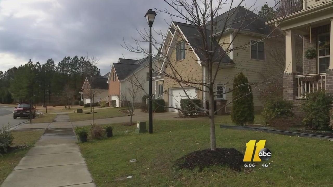 Wake Forest PD reports suspicious person approaching children