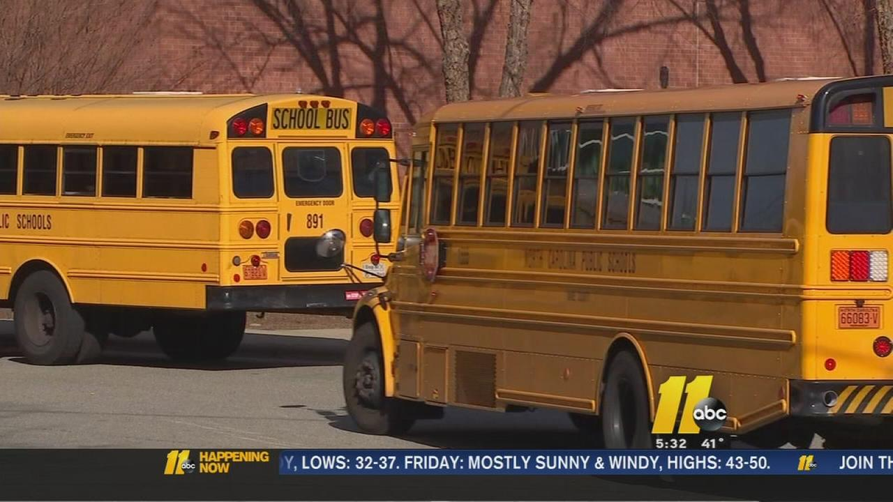 I Team North Carolina School Bus Accidents Cost Taxpayers Abc11 Com