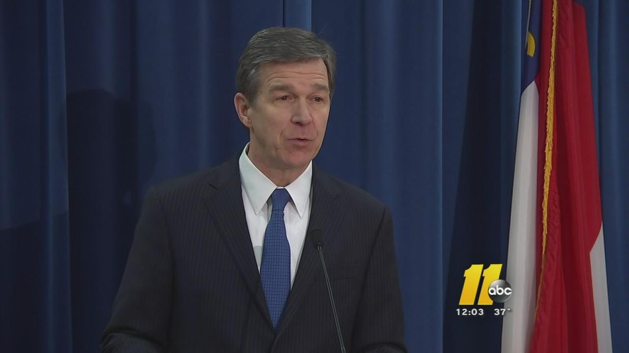 North Carolina Attorney General Roy Cooper.