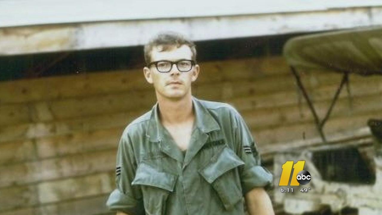 Larry Stogner soldier in Vietnam