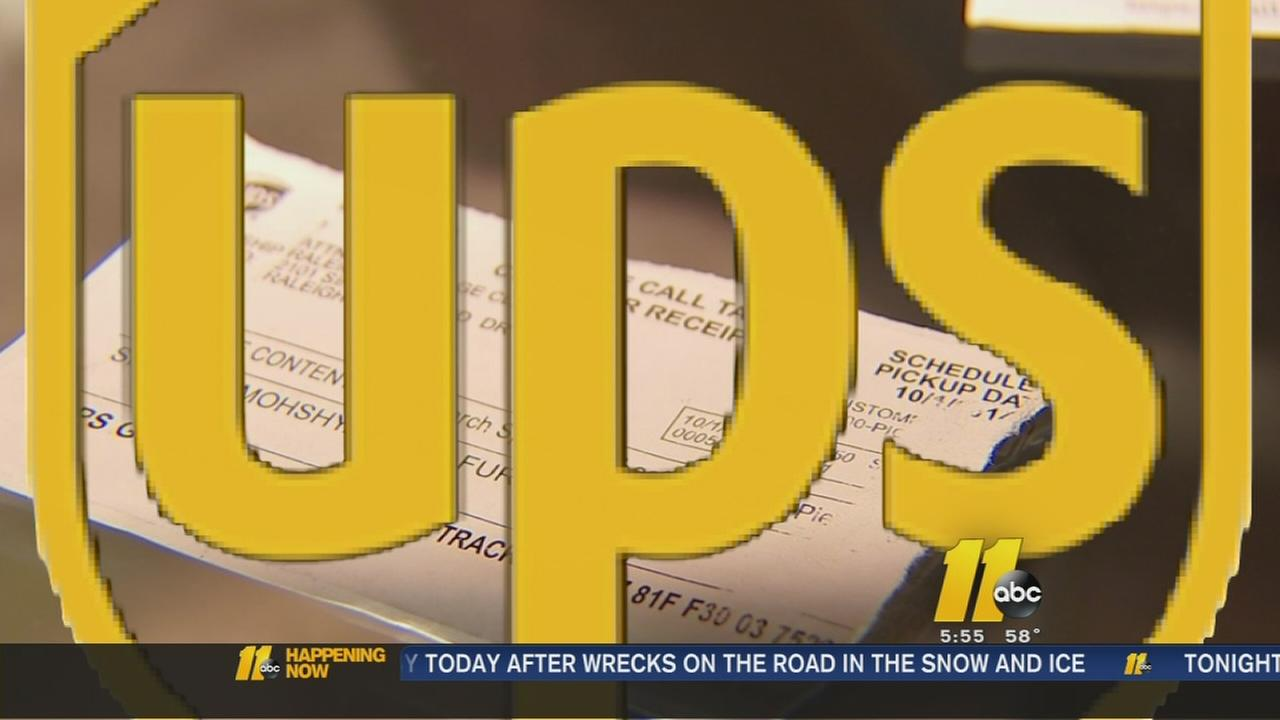 ABC11 Troubleshooter investigates package pick-up problem