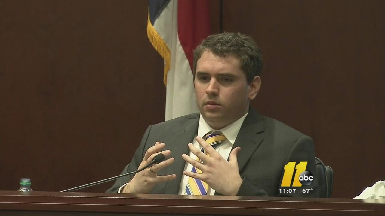 Jamie Hahns husband testifies at Broyhill murder trial