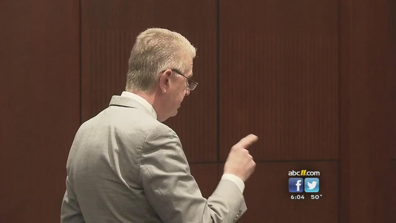 Fireworks in Raleigh as defense wants judge off Broyhill murder trial