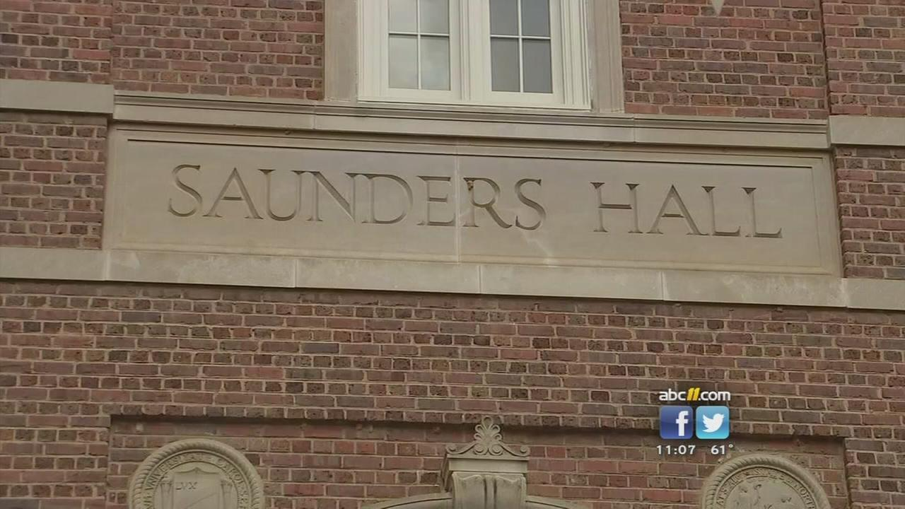 UNC Board considers building name change