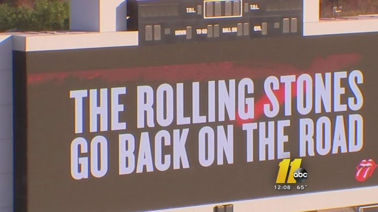 Rolling Stones tour to stop in Raleigh this summer