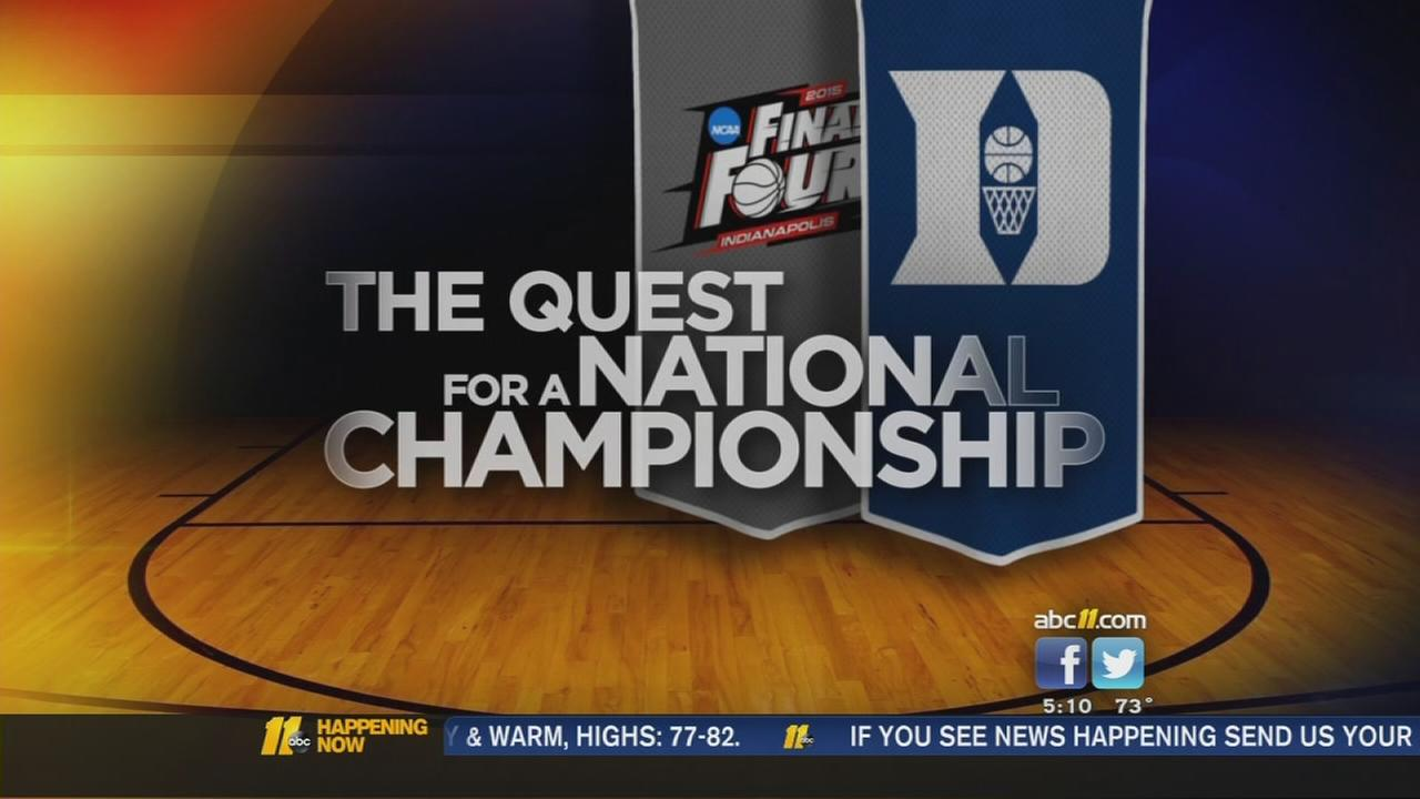 Indianapolis gets ready for Final Four