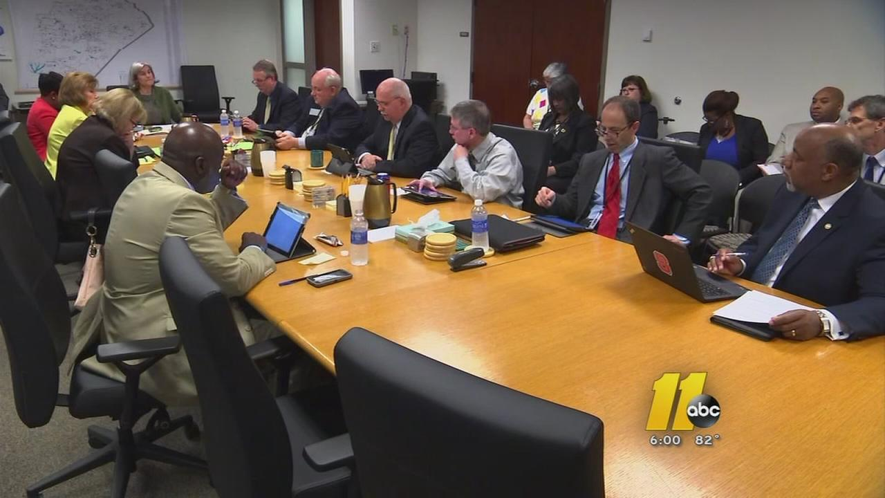 WCPSS superintendent outlines proposed budget