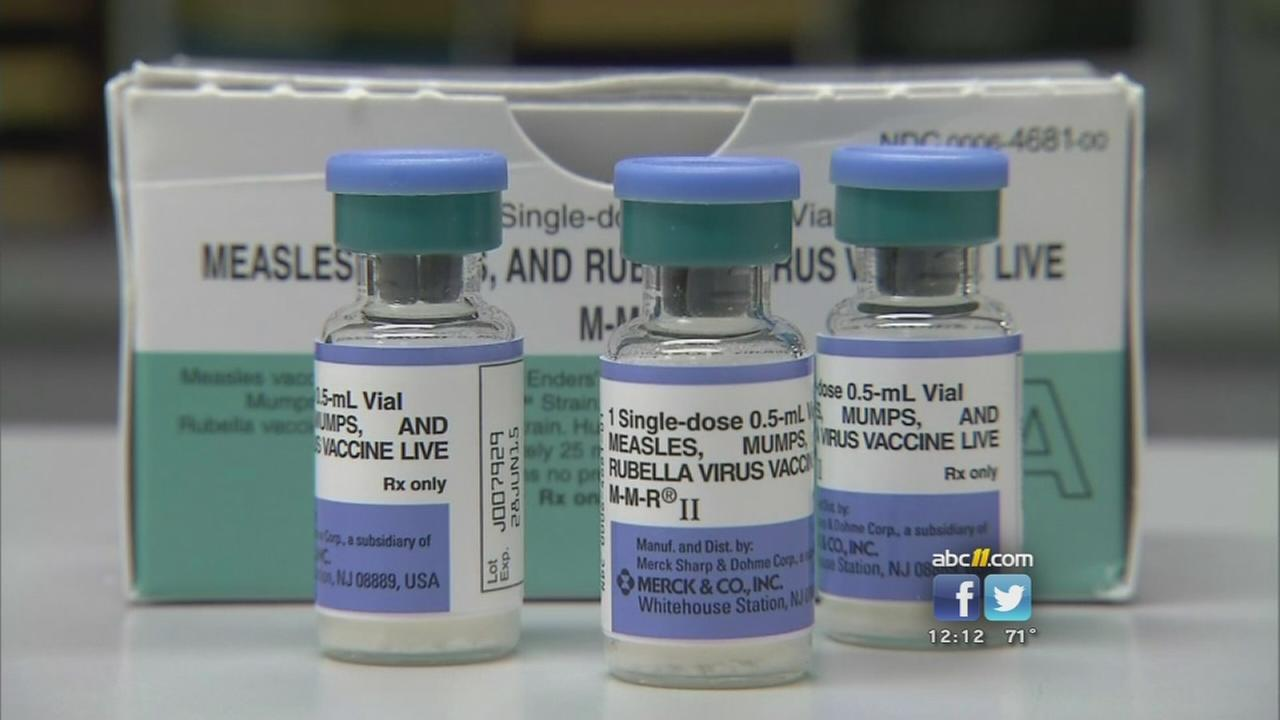 Study: MMR vaccines not linked to autism