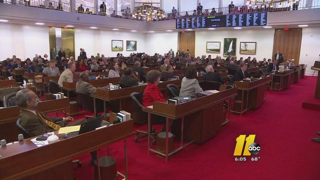 N.C. House votes in favor of extending abortion wait time