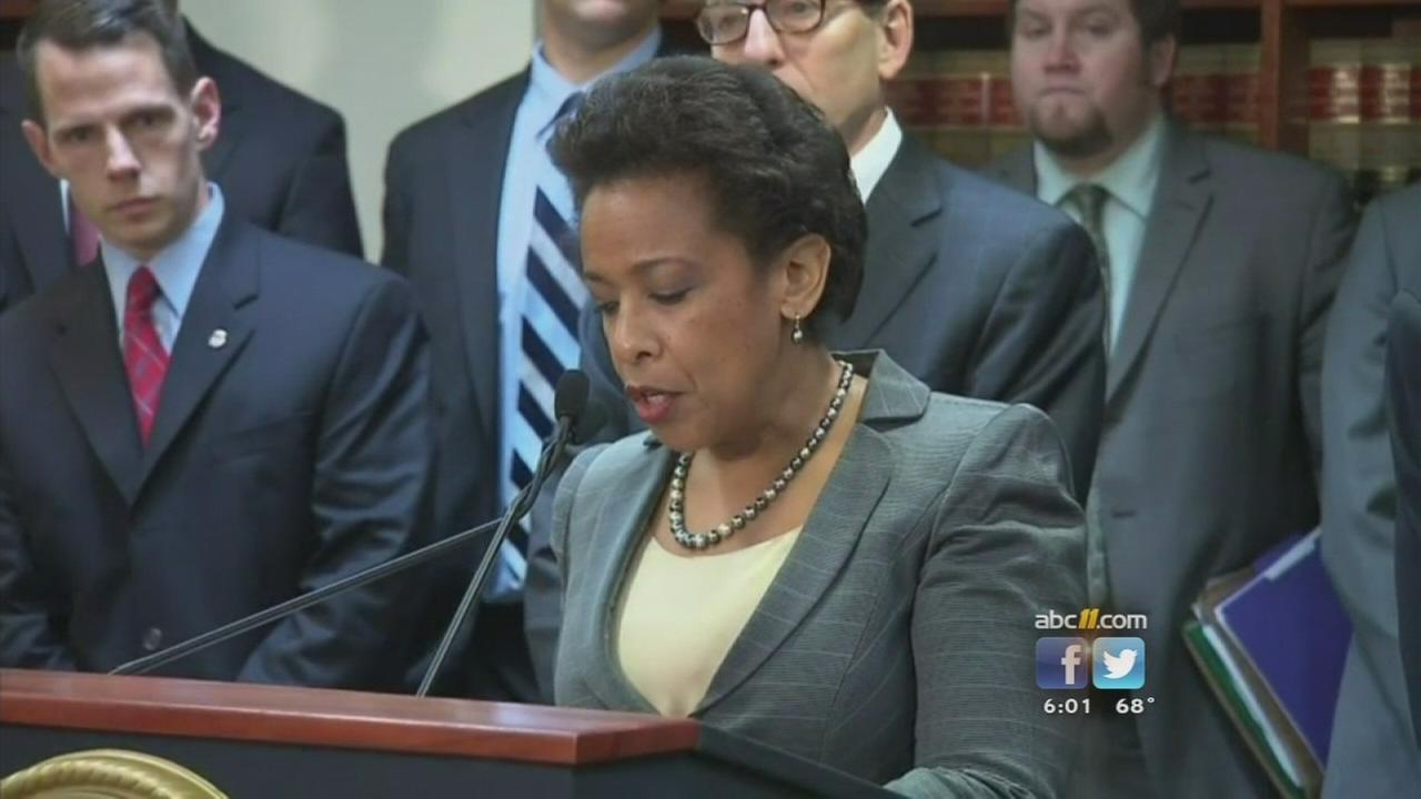 Loretta Lynch confirmed as next attorney general