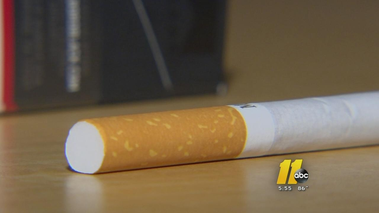 Man says UNC billed him for smoking