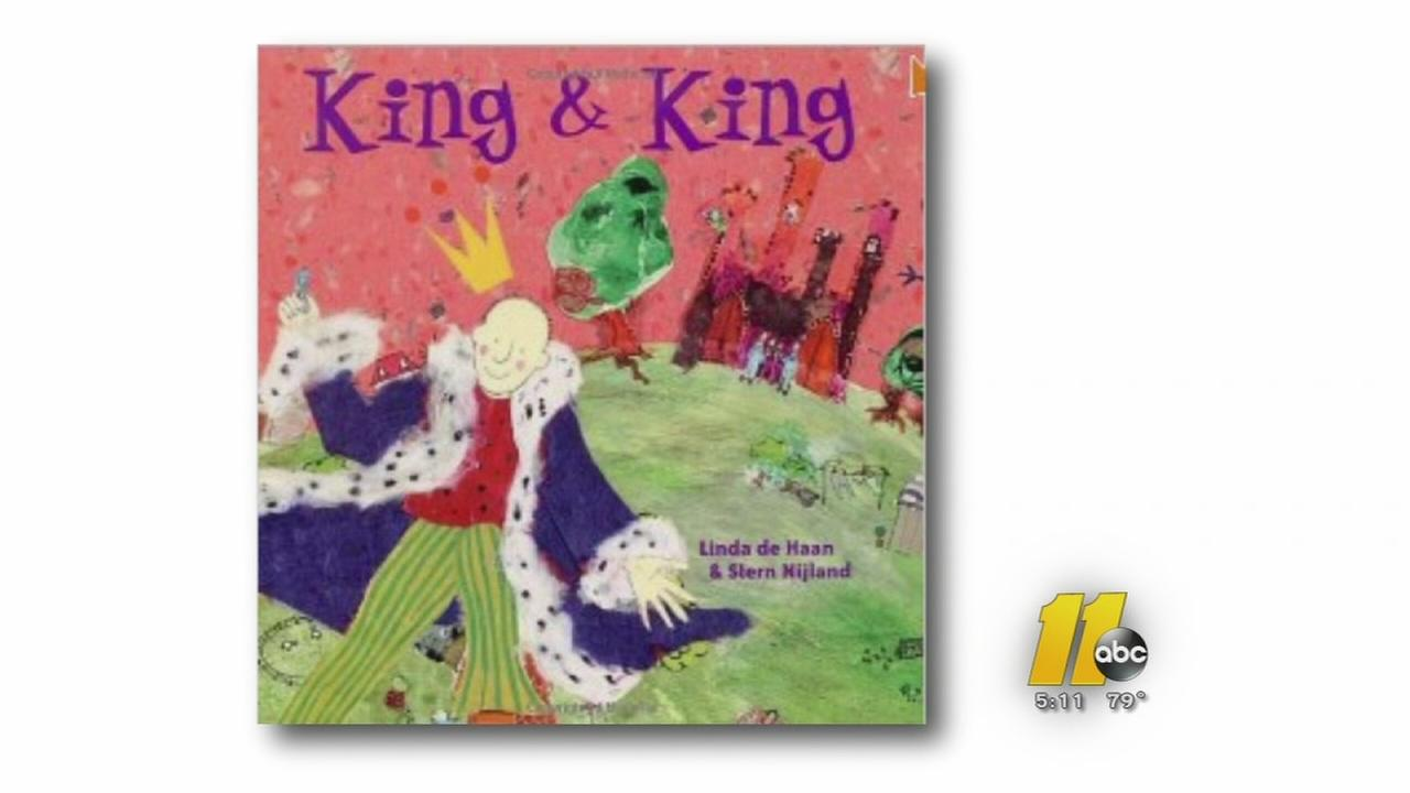 King and King,  is a story of two princes who fall in love and get married.