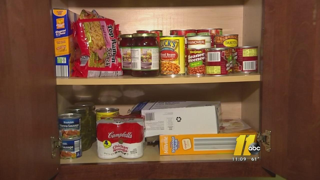 Donations, food pour in for starving veteran in Fayetteville