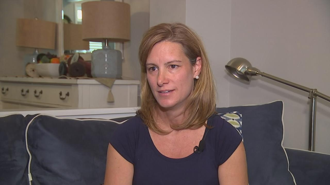 Mom in contest for charity funding