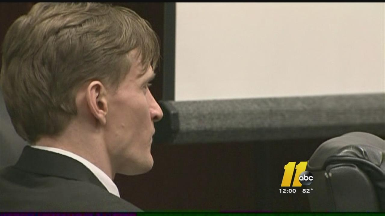 North Carolina Supreme Court weighs third trial for Jason Young