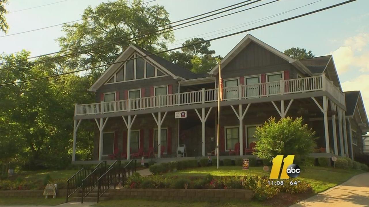 House for homeless female veterans closed for now