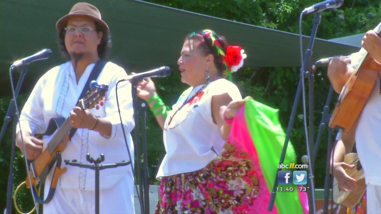 Latin Festival comes to Carrboro