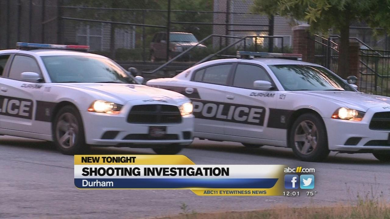 Man shot in Durham