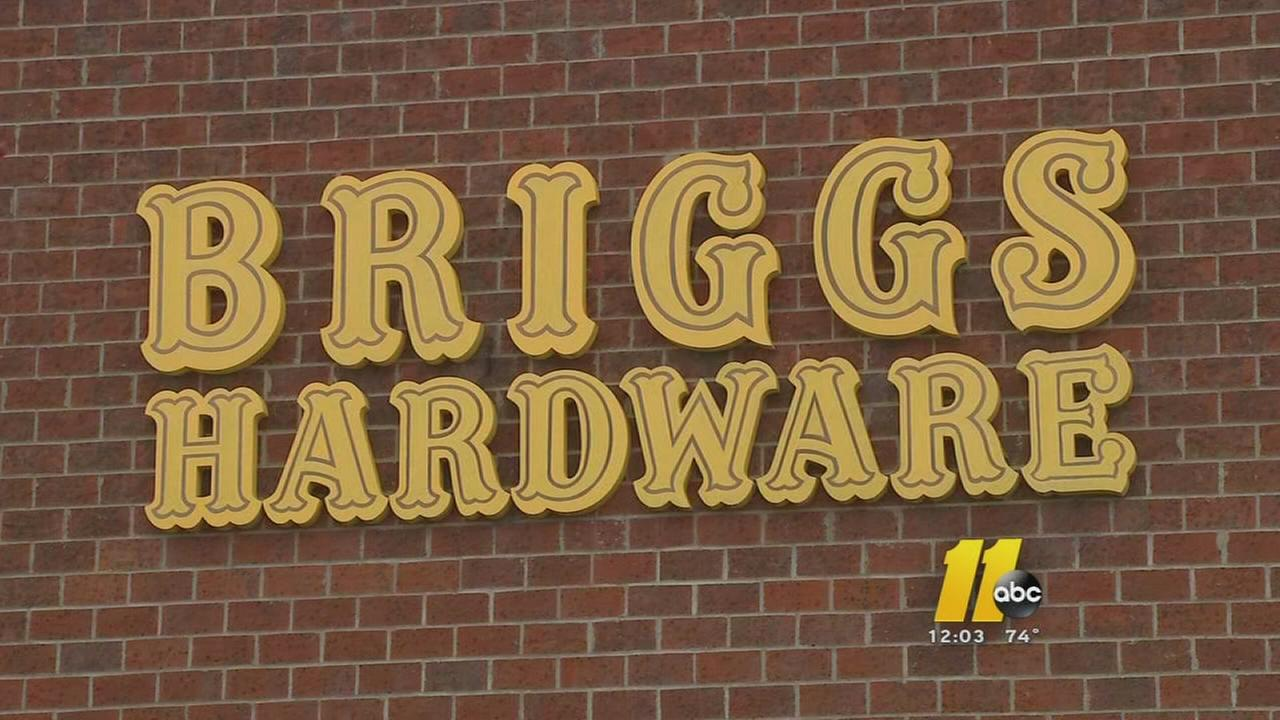 End of an Era: Raleighs Briggs Hardware to close