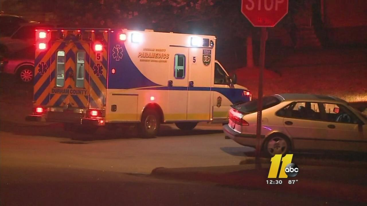 Residents concerned about rash of shootings