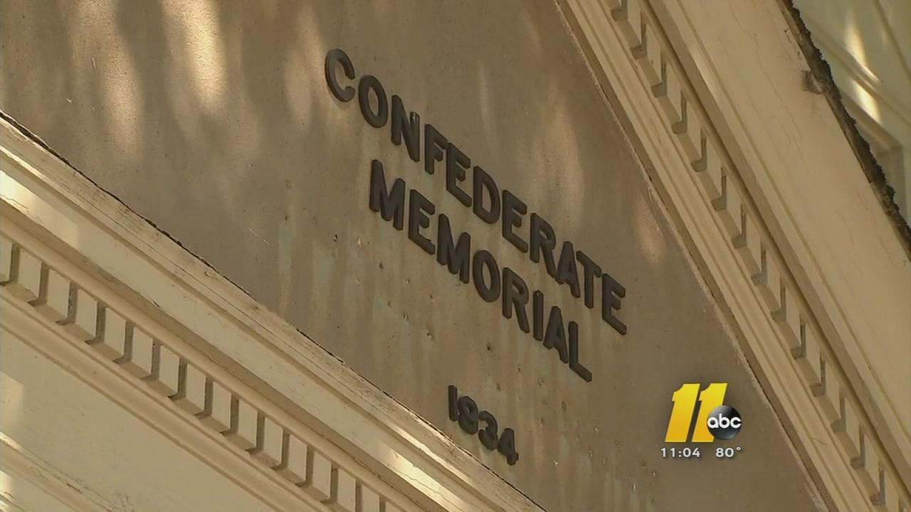 Confederate Memorial to remain on Hillsborough museum