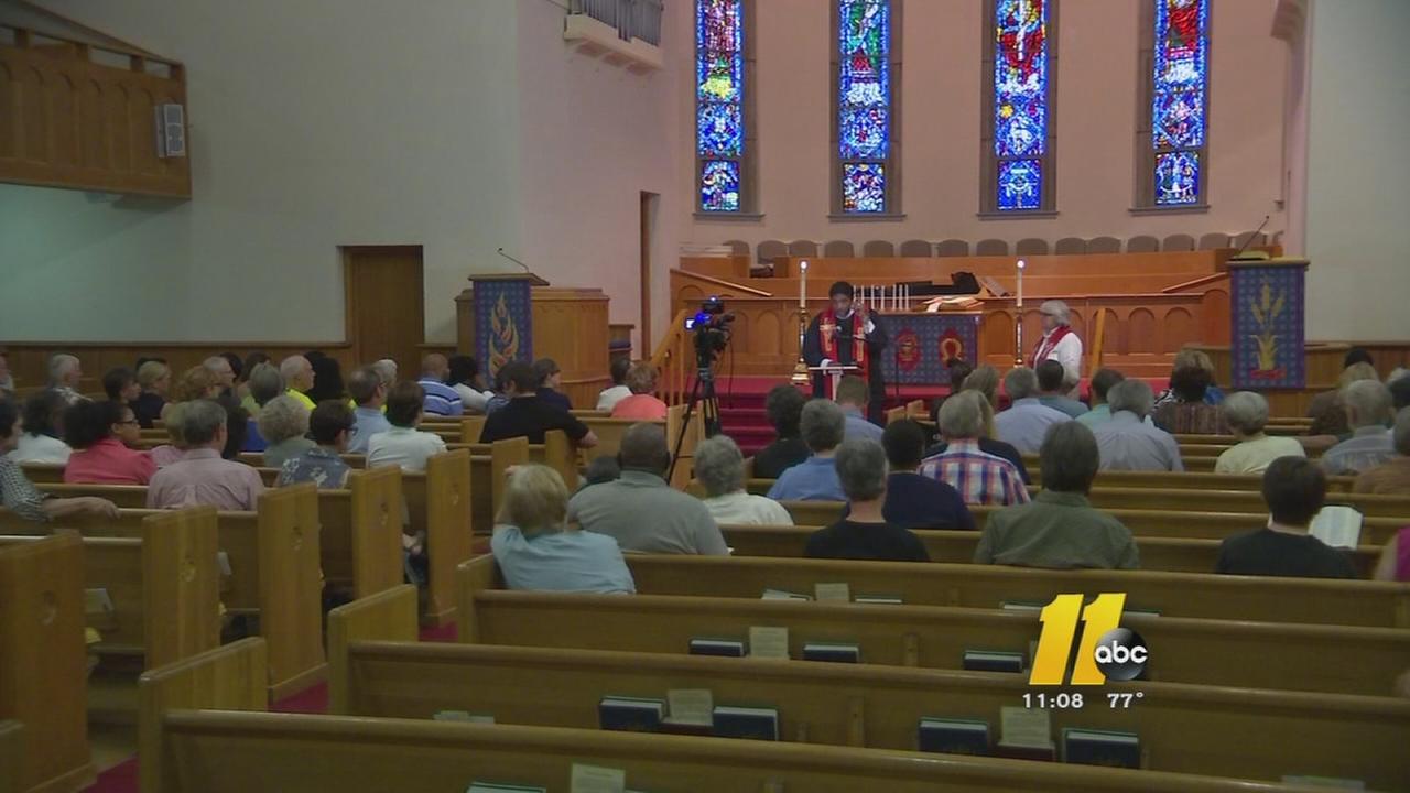 Moral Monday members remember Charleston victims