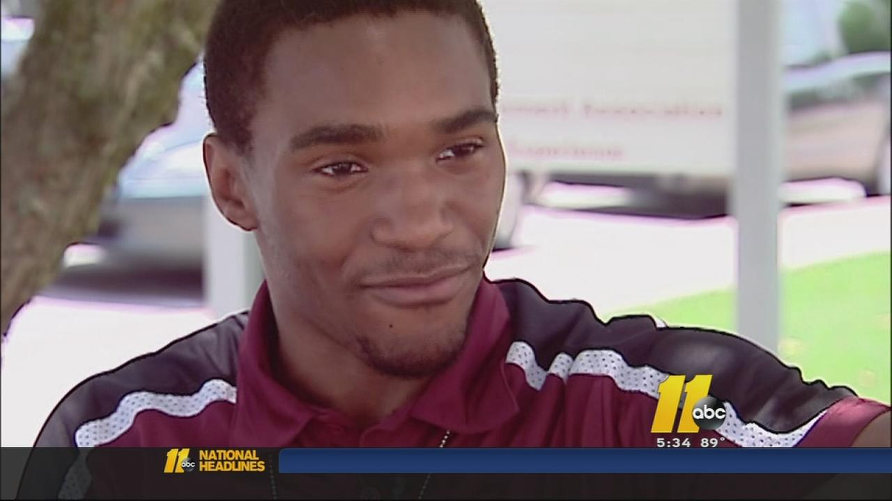 NCCU student, Be the Match advocate heads to D.C.