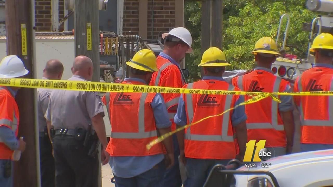 Worker killed in Spring Lake