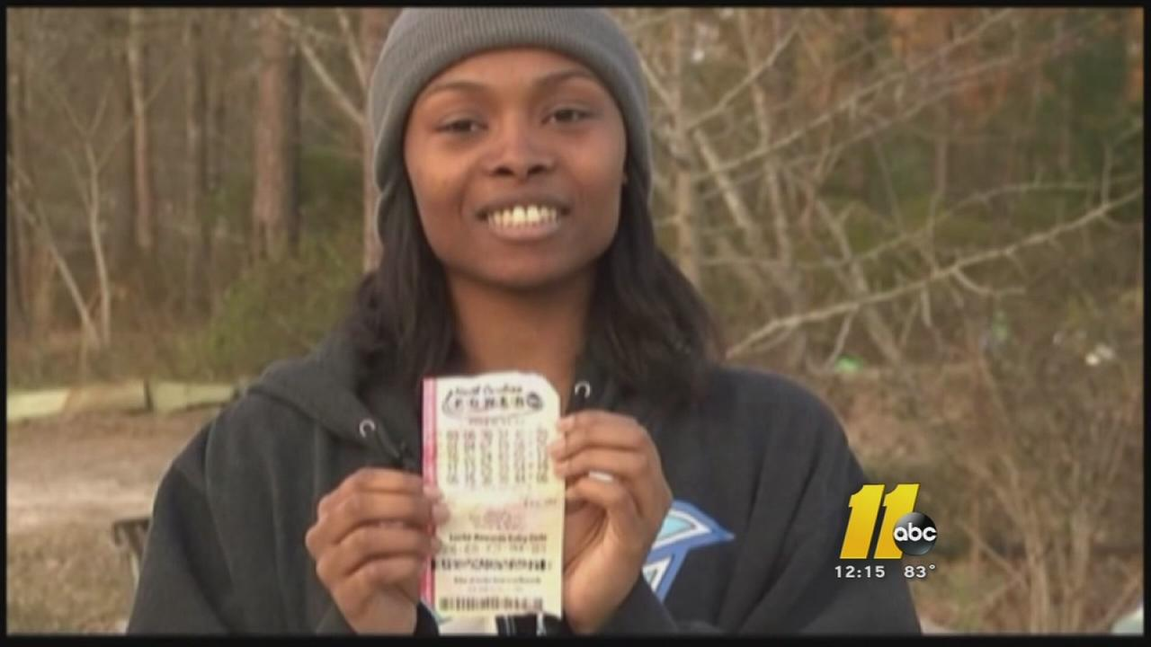 Lotto winner cited for drugs