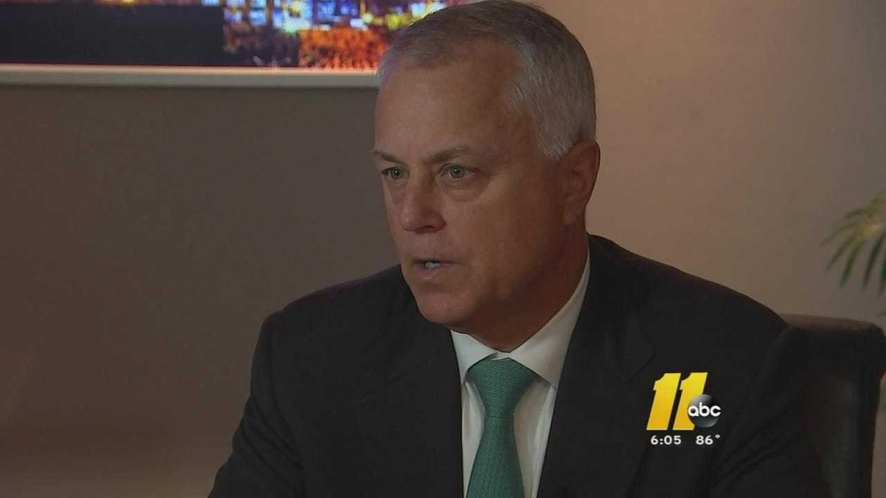 NC Transportation secretary Tony Tata resigns