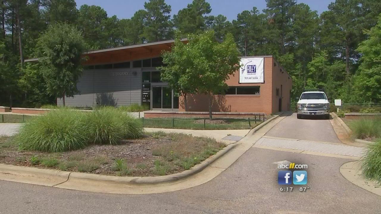 Leesville Road Library renovates