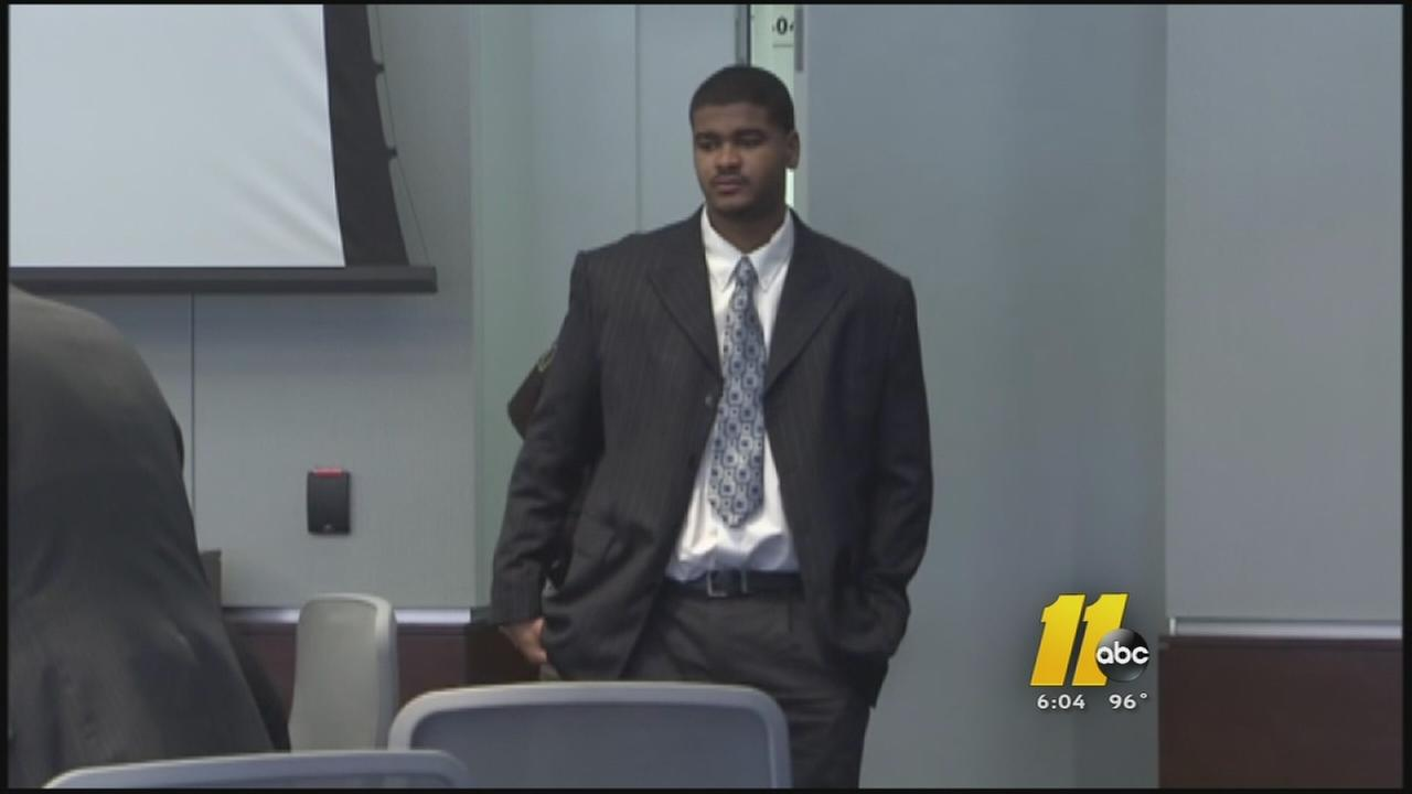 Trial continues for man accused of shooting Durham police officer