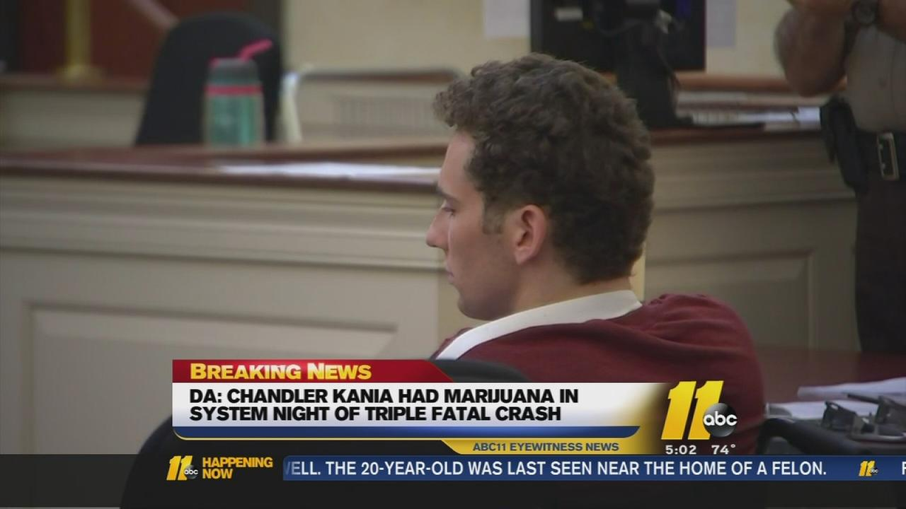 DA: Student tests positive for THC