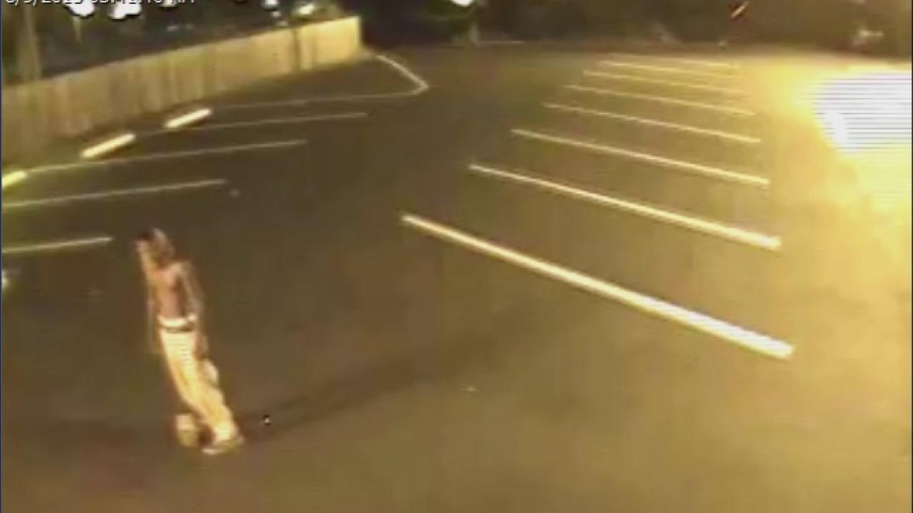 Surveillance video from Dream Center in Fayetteville