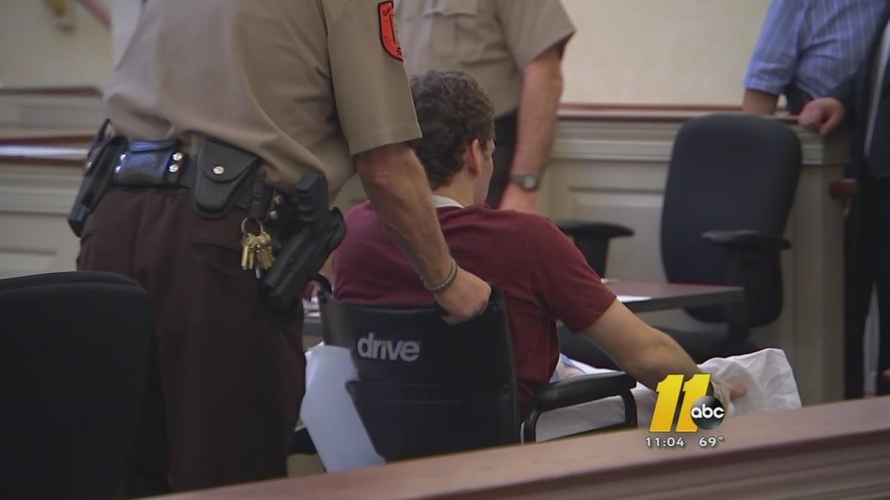 Wrongful death lawsuit filed against UNC student in wrong-way crash
