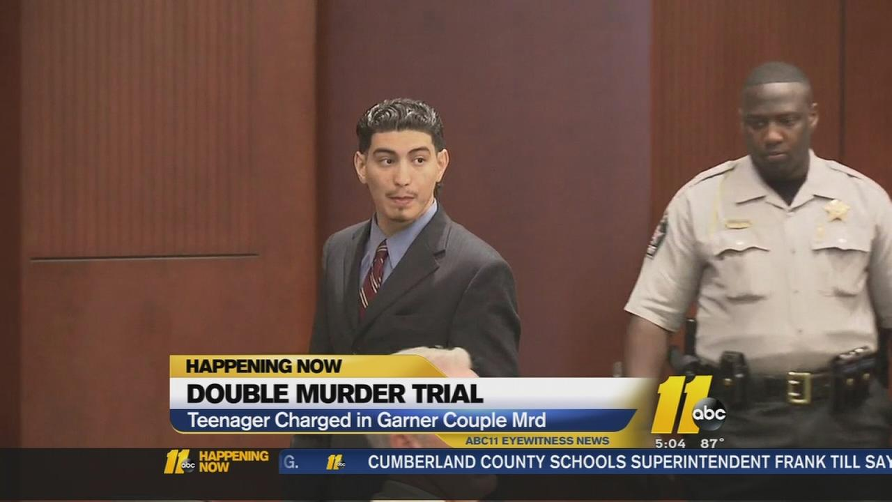 Jonathan Santillan in court Friday