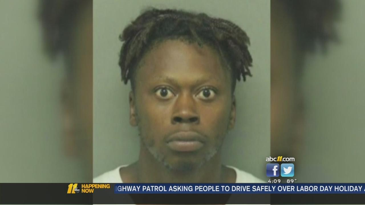 Kendrick Gregory in court