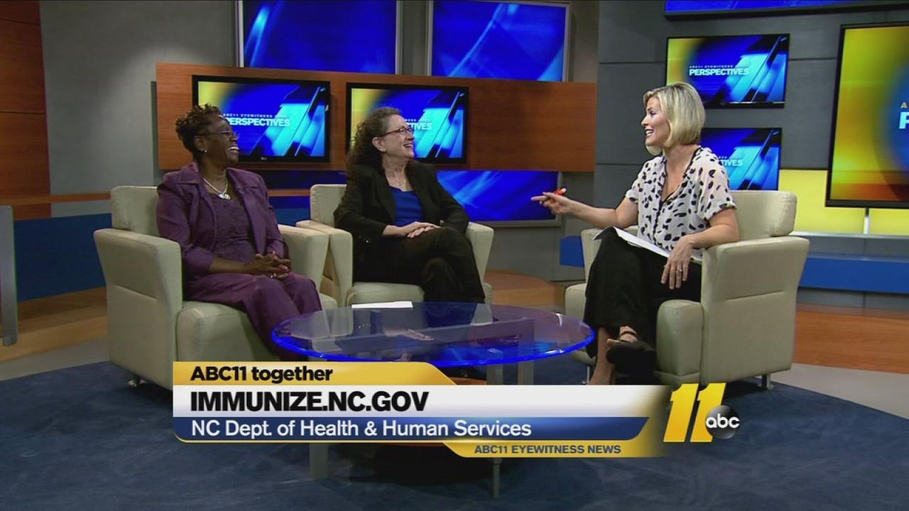 School immunizations