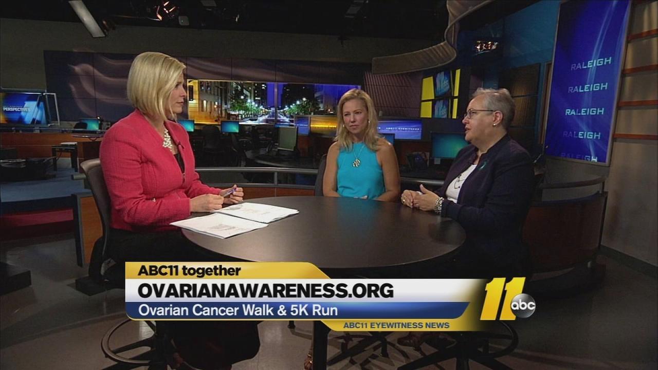 Ovarian Cancer Walk