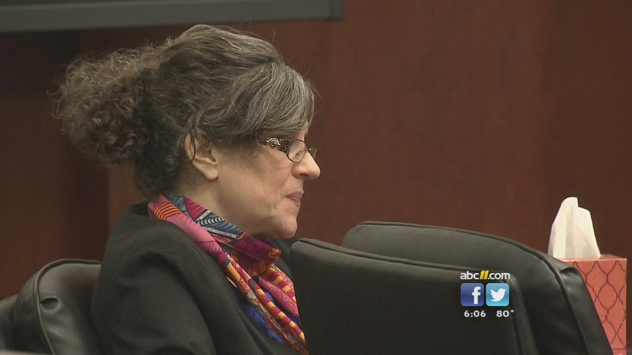 Murder victims doctor takes stand