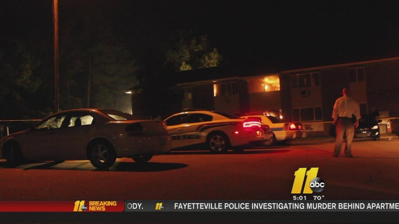 Fayetteville murder