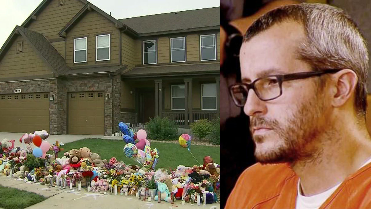 The home where Christopher Watts lived with his wife Shanann and their two daughters is up for sale.