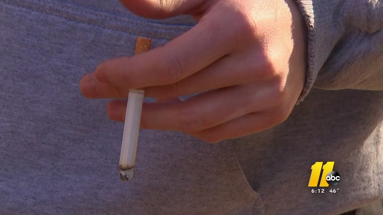 The Raleigh City Council has approved a smoking ban that will ban smoking from Nash Square and Moore Square parks.