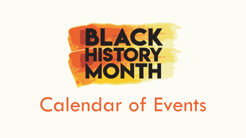 Black History Month Events 2019