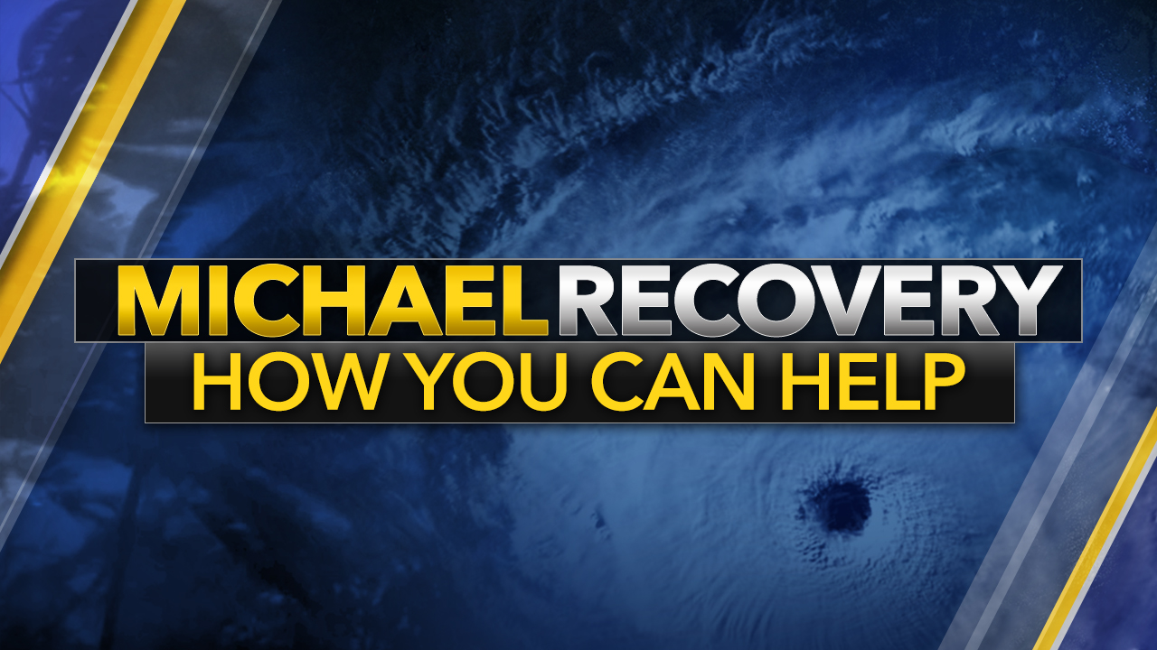 How to help the victims of Hurricane Michael
