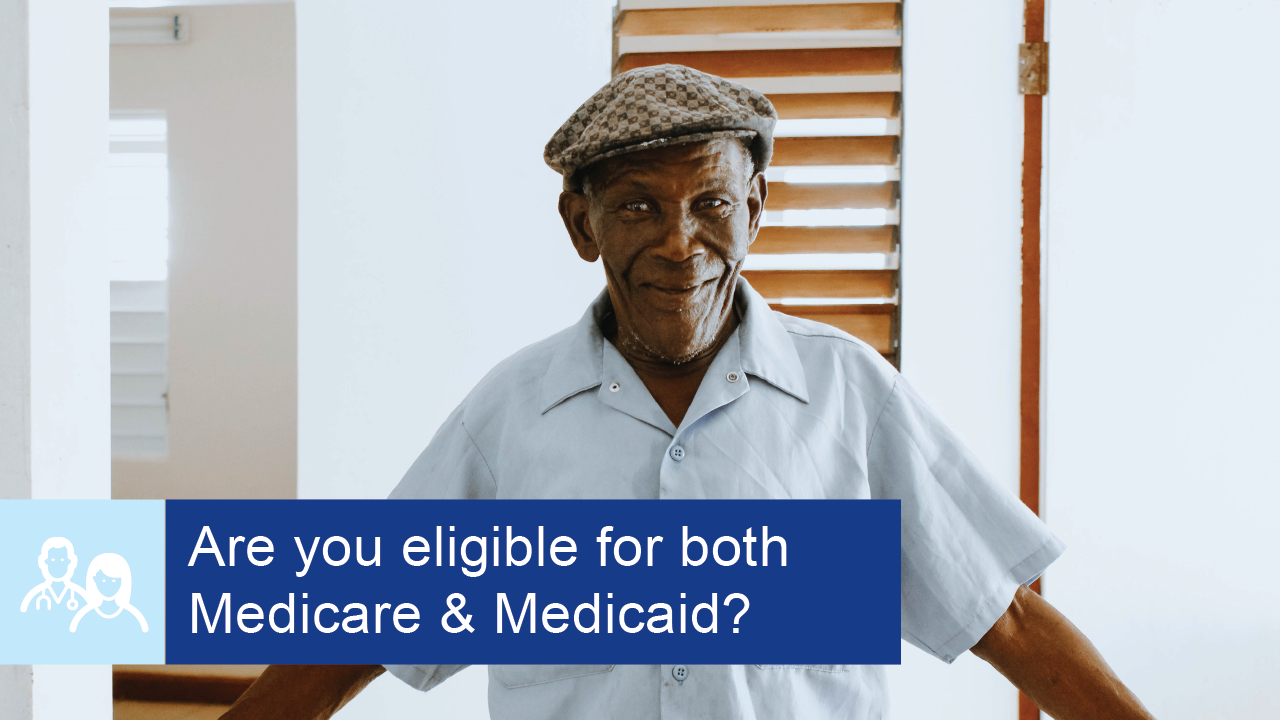 Are you eligible for both Medicare and Medicaid?